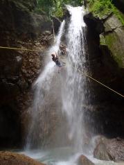 canyoningswing
